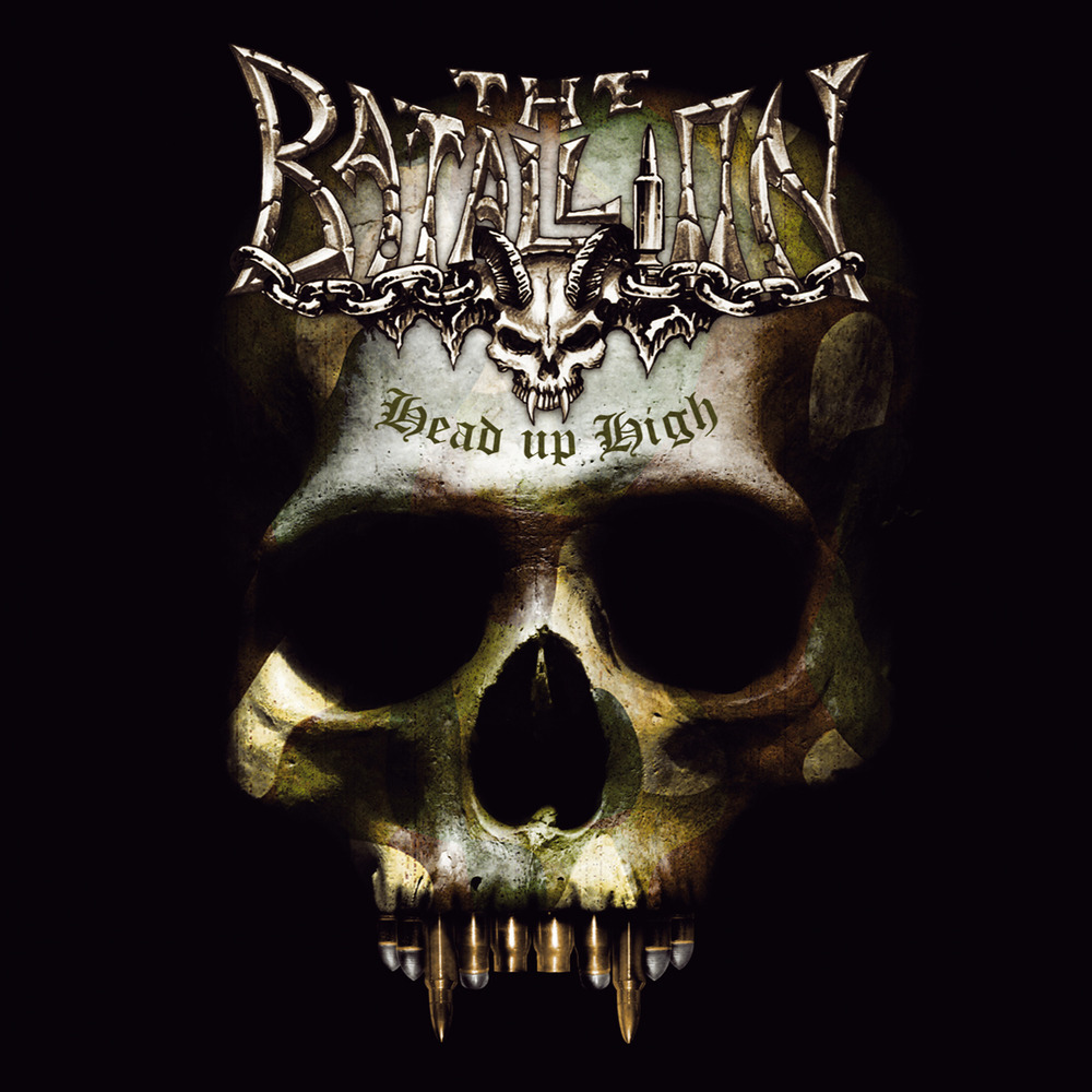 The Batalion - Head up High CD