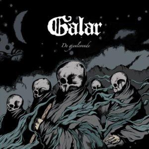 Galar - De gjenlevende CD
