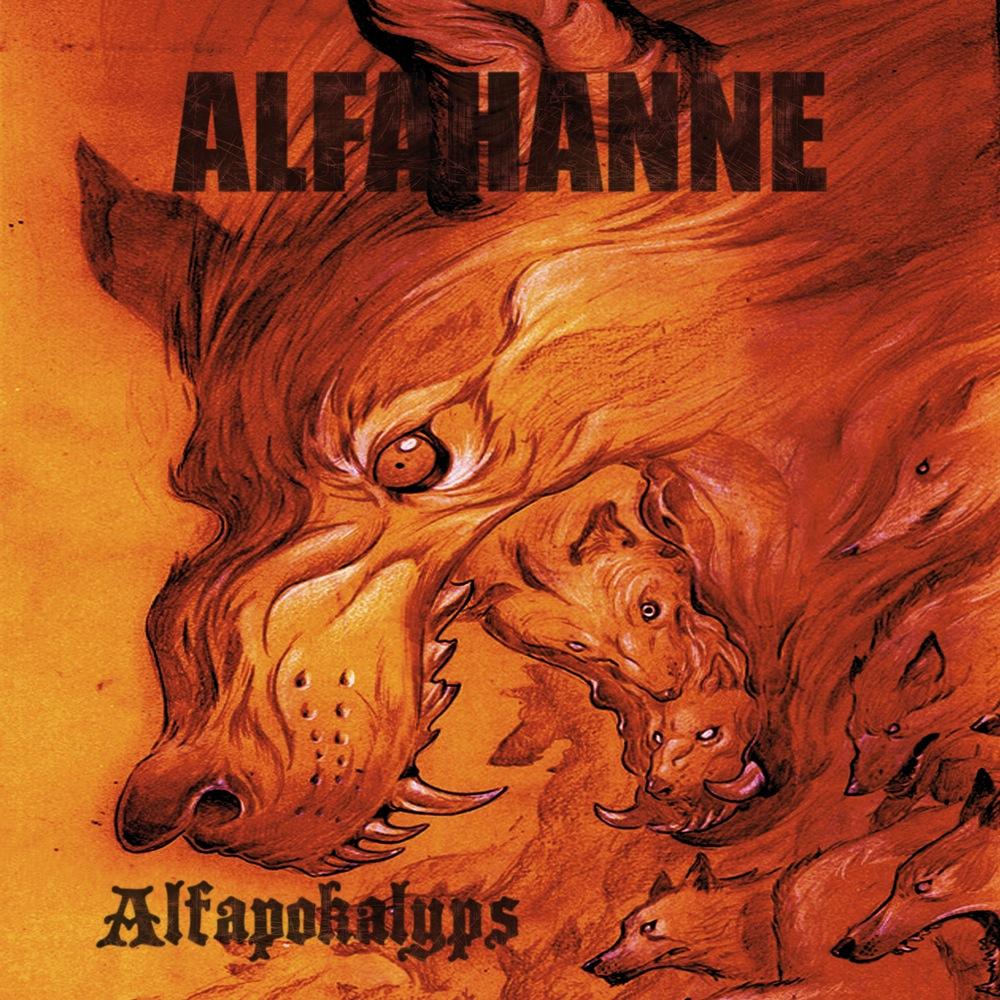 Alfahanne - Alfapokalyps CD