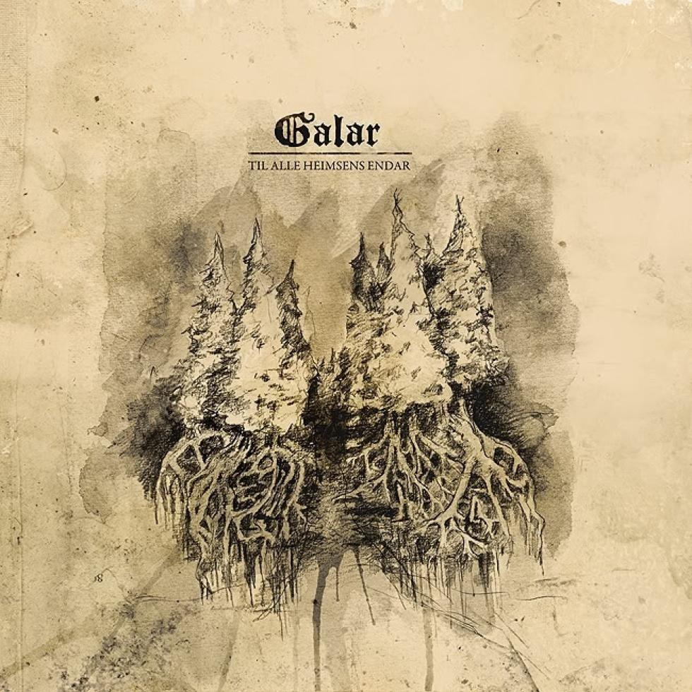 Galar - Til Alle Heimsens Endar CD
