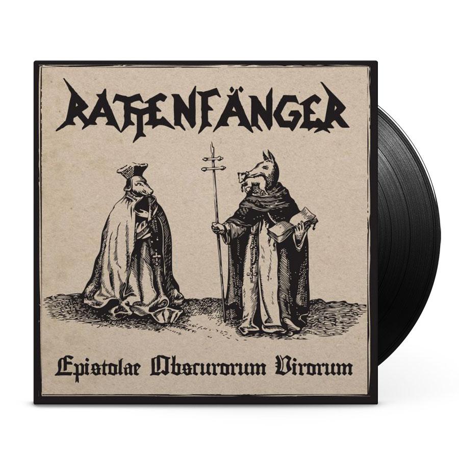 Rattenfänger - Epistolae Obscurorum Virorum - vinyl cover