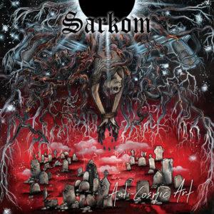 Sarkom - Anti-Cosmic Art cover