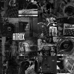 KAR123CD Atrox Monocle 800px Releases Dark Essence Records