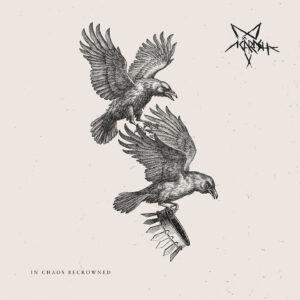 Acârash - In Chaos Becrowned CD