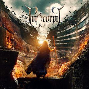 Cor Scorpii album Ruin released on Dark Essence Records on 16.06.2018