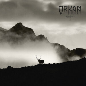 Orkan album Element, out on Dark Essence Records