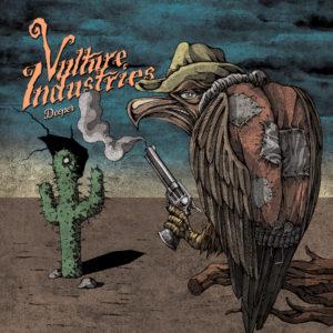 Vulture Industries - Deeper