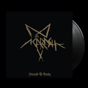 Acârash - Descend to Purity LP