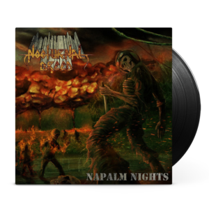 Nocturnal Breed - Napalm Nights LP