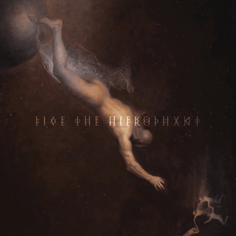 Five The Hierophant - Through Aureate Void