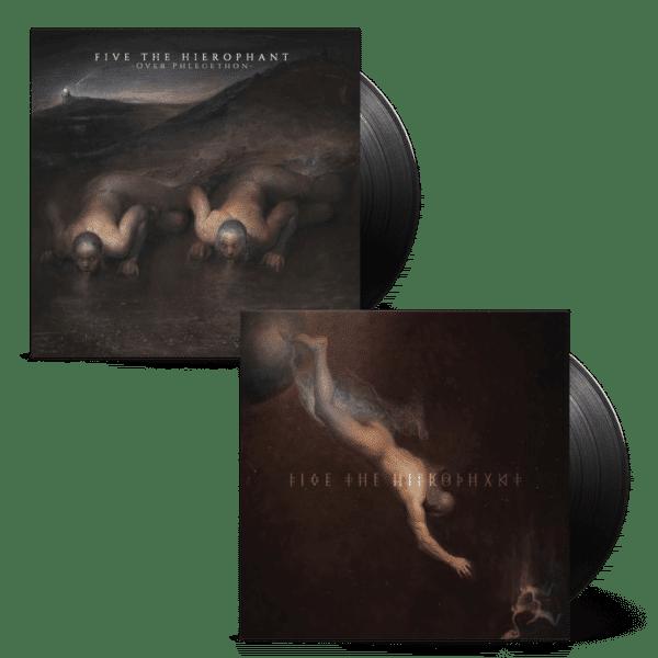 Five The Hierophant LP Bundle