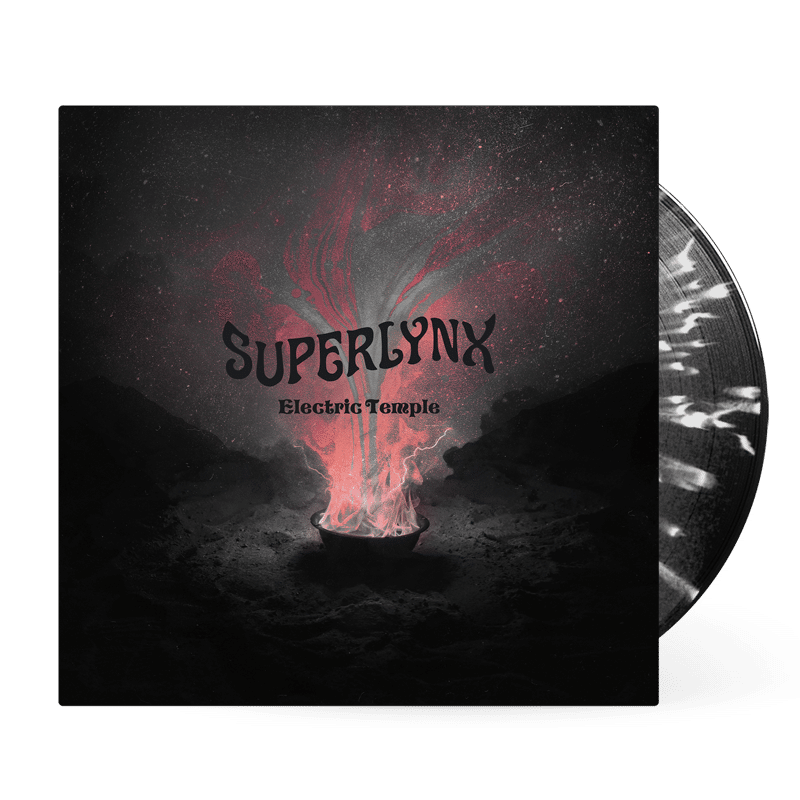 Superlynx - Electric Temple LP