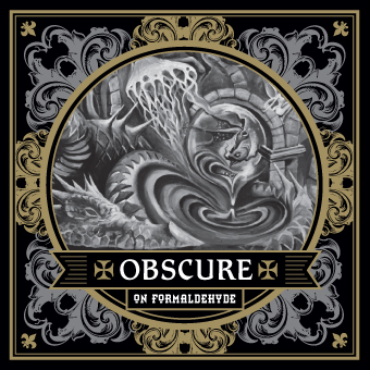 Obscure kar039 CD Dark Essence Records