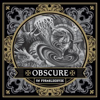 Obscure kar039 Obscure, On Formaldehyde (CD) Dark Essence Records