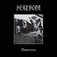 deathcon front CD Dark Essence Records