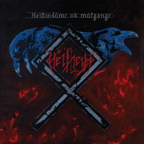 Helheim - Heidindomr Ok Motgangr CD
