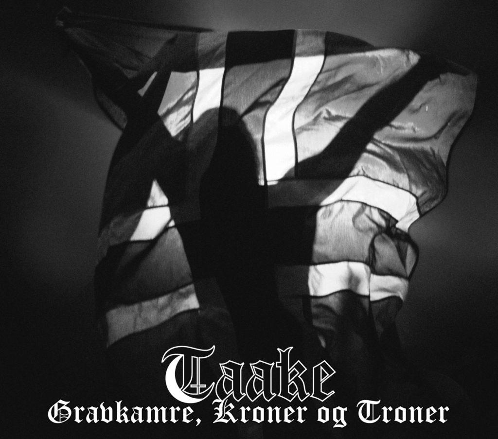 taake gravkamre ocard cover TAAKE CELEBRATES 20 YEARS OF TRUE NORWEGIAN BLACK METAL Dark Essence Records