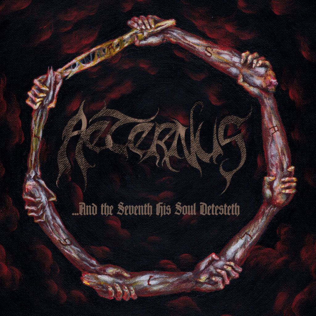 Aeternus - ...and the seventh his soul detesteth CD