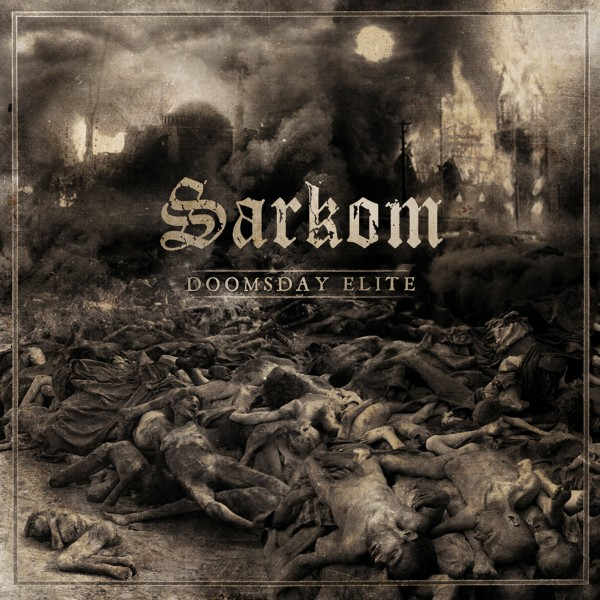 Sarkom - Doomsday Elite CD