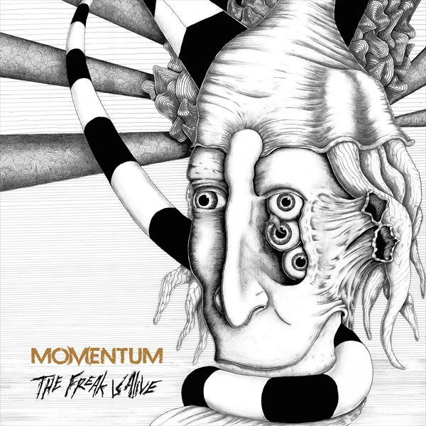Momentum - The Freak is Alive CD