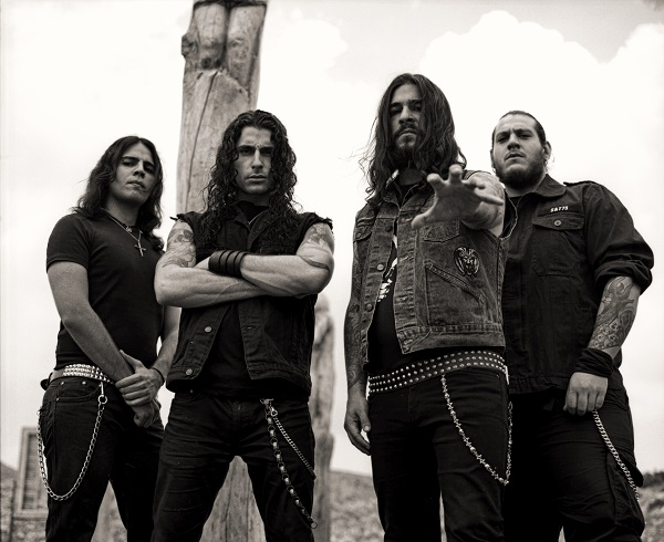 Lucifers Child PR1 DARK ESSENCE RECORDS SIGNS LUCIFER'S CHILD - THE NEW PROJECT FROM ROTTING CHRIST AND NIGHTFALL MEMBERS Dark Essence Records