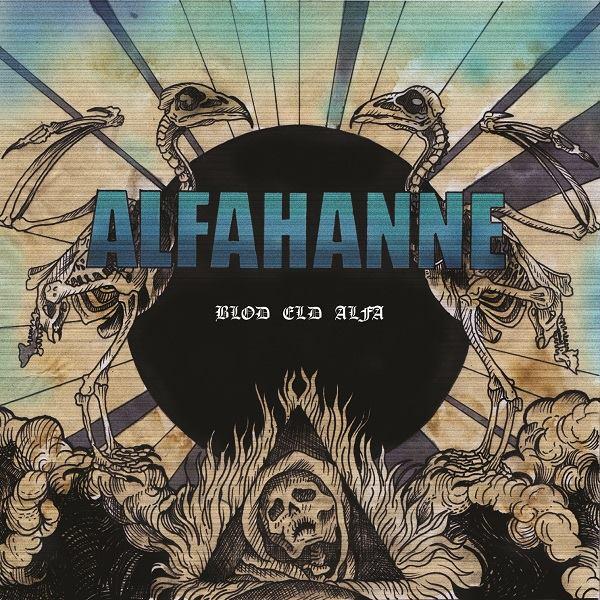 Alfahanne - Blod Eld Alfa CD