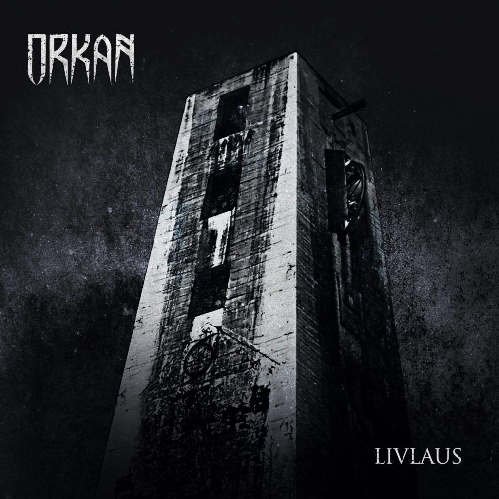 Orkan Livlaus 2400x2400 NORWEGIAN BLACK METALLERS ORKAN DEBUT TRACK FROM UPCOMING ALBUM Dark Essence Records