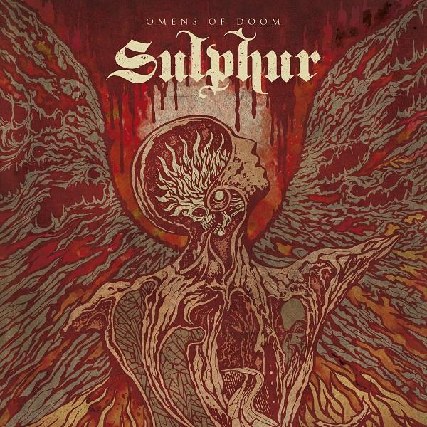 Sulphur AlbumArtwork NORWEGIAN EXPERIMENTAL DEATH/BLACK METALLERS SULPHUR DEBUT TRACK FROM THIRD FULL-LENGTH ALBUM Dark Essence Records