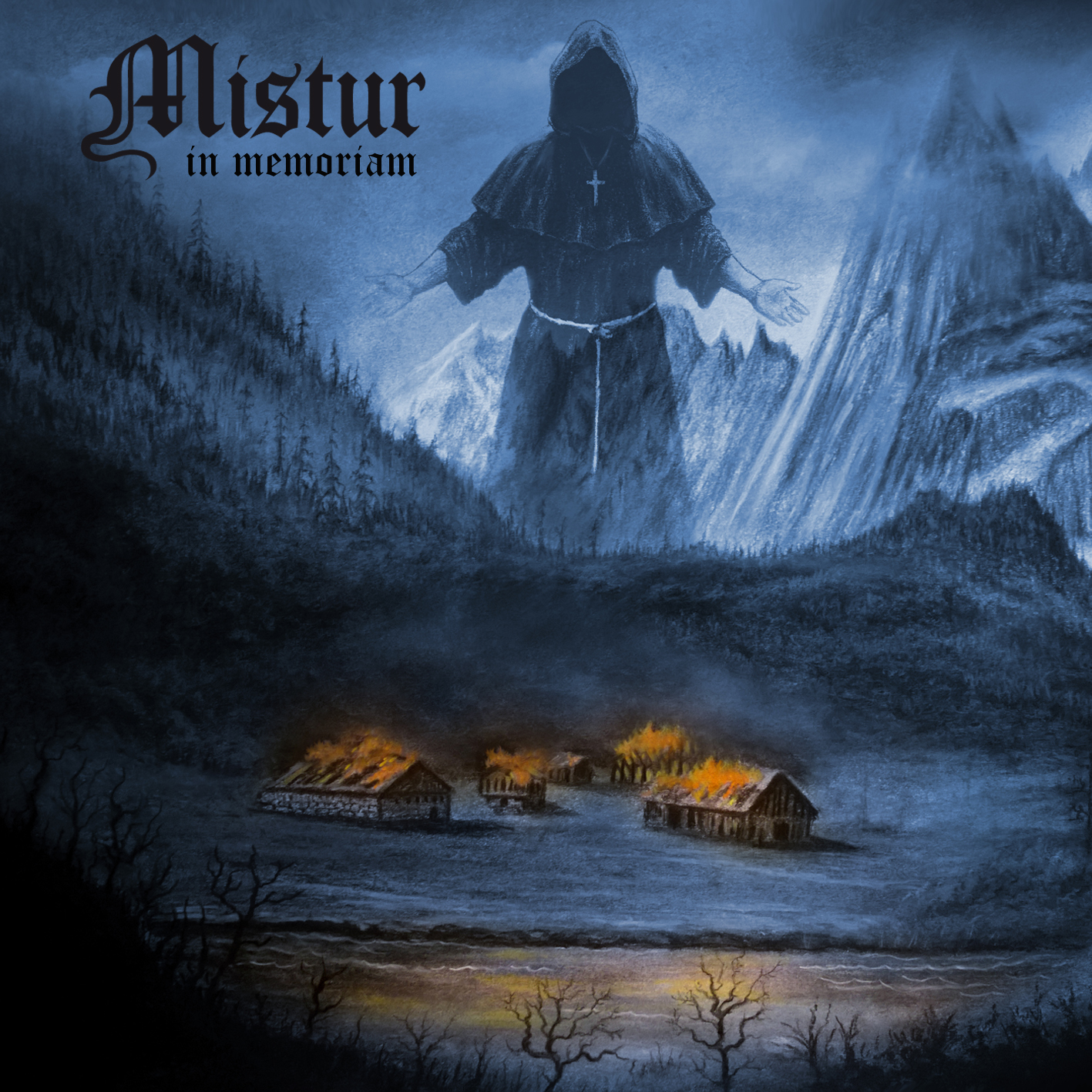 In Memoriam by Mistur. Out on Dark Essence Records April 29 2016