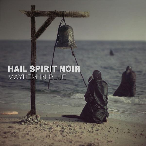 Hail Spirit Noir Artwork PR PSYCHEDELIC PROG BLACK METALLERS HAIL SPIRIT NOIR ANNOUNCE RELEASE DATE AND REVEAL ARTWORK FOR UPCOMING ALBUM Dark Essence Records