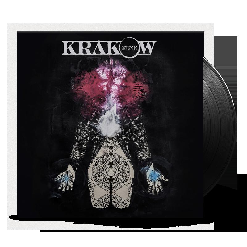 Krakow - Genesis - vinyl cover