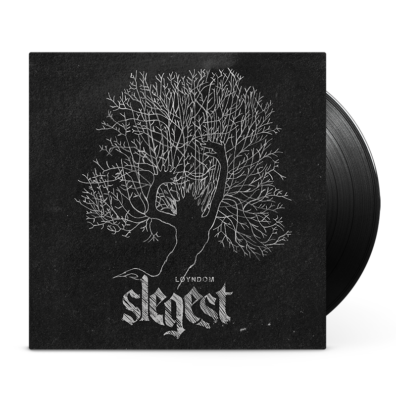 Slegest - Løyndom - vinyl cover