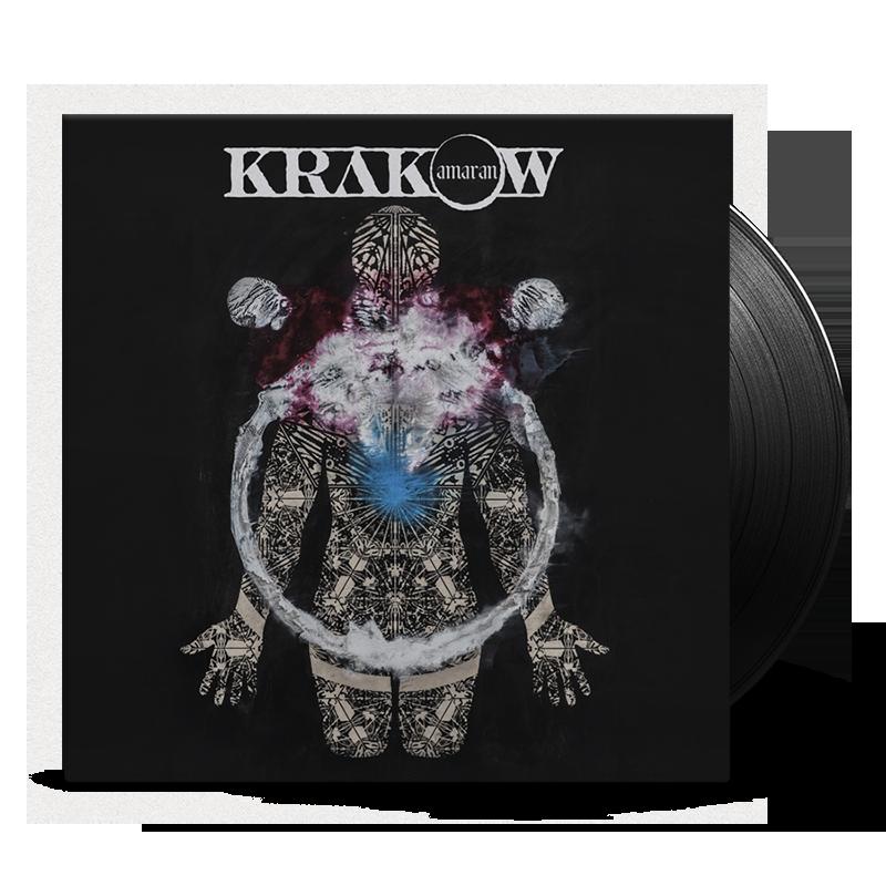 krakow - amaran - vinyl cover
