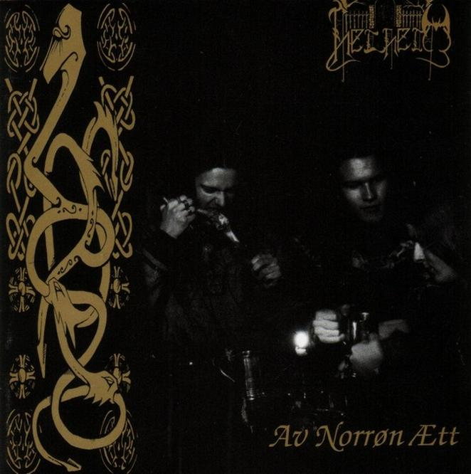 Helheim - Av Norrøn Ætt CD