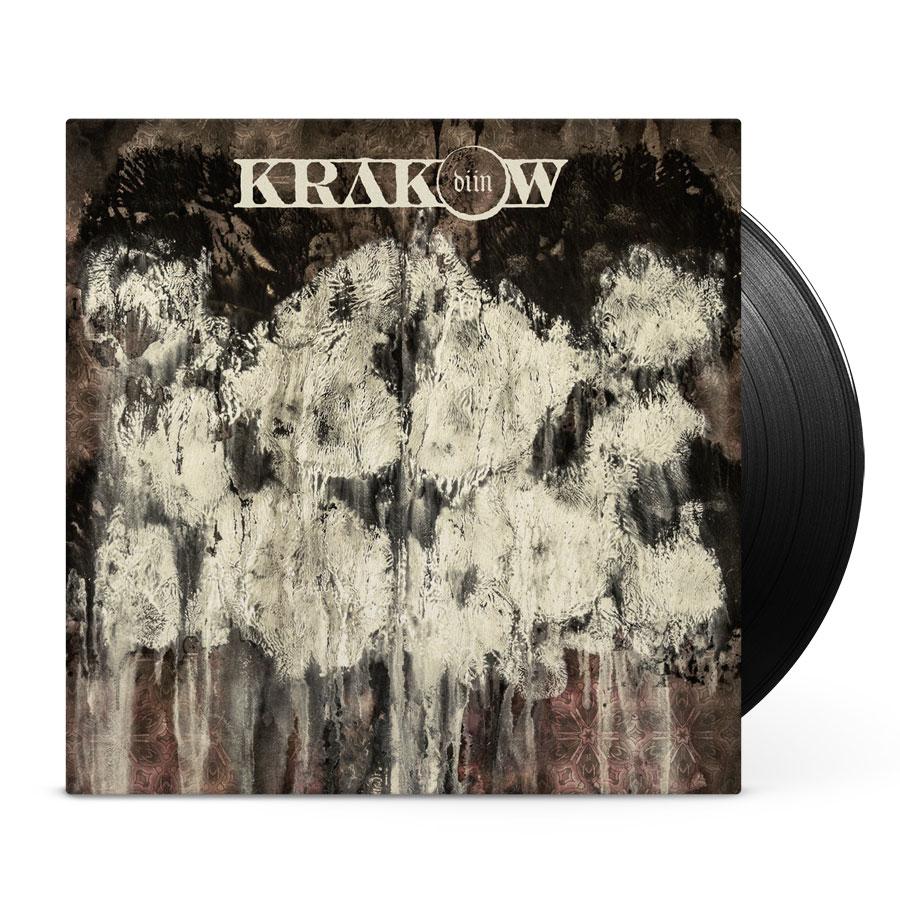 Krakow - Diin - vinyl cover