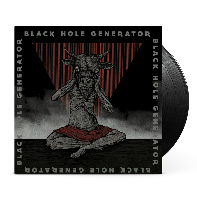 Black Hole Generator - A Requiem for Terra vinyl