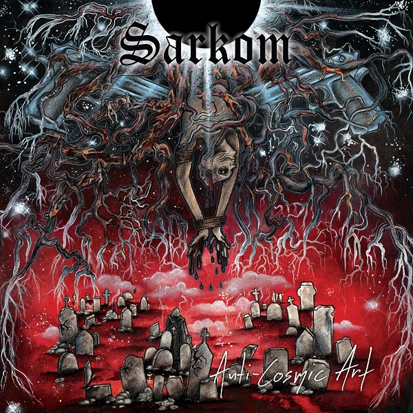 Sarkom coverPR DETAILS OF FOURTH FULL-LENGTH ALBUM FROM NORWEGIAN BLACK METALLERS SARKOM REVEALED Dark Essence Records