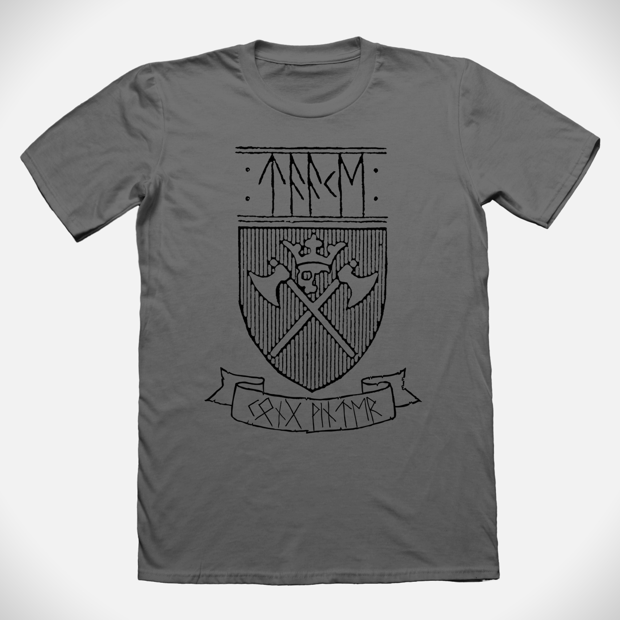 Taake t-shirt (Kong Vinter Edition)