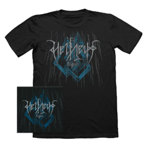 Helhem - Rignir CD/T-shirt bundle