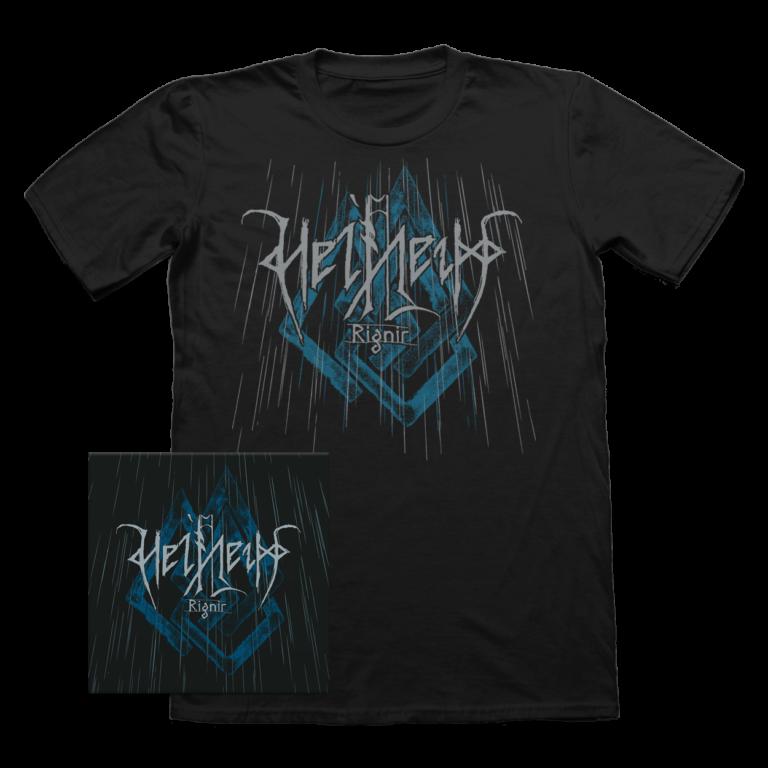 Helhem - Rignir CD/T-shirt bundle