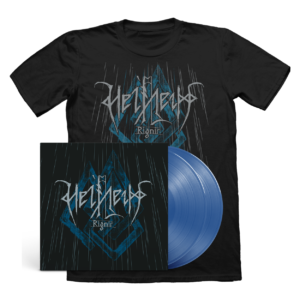 Helheim - Rignir LP/T-shirt bundle
