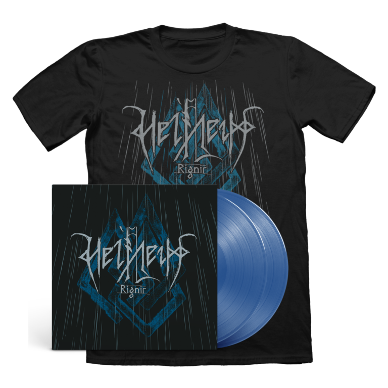 Helheim - Rignir LP/T-shirt bundle