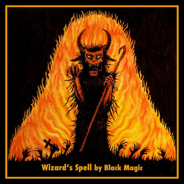 KAR166 1800 Black Magic, Wizard's Spell Dark Essence Records