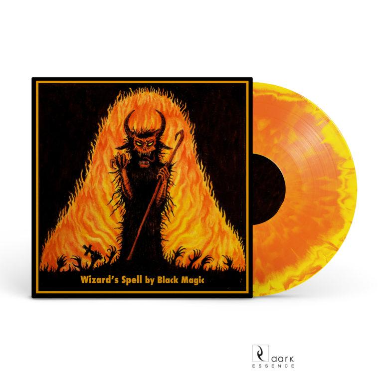 Test Black Magic, Wizard's Spell Dark Essence Records