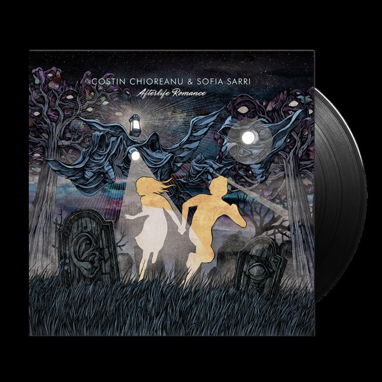 LPmock Costin Chioreanu & Sofia Sarri, Afterlife Romance Dark Essence Records