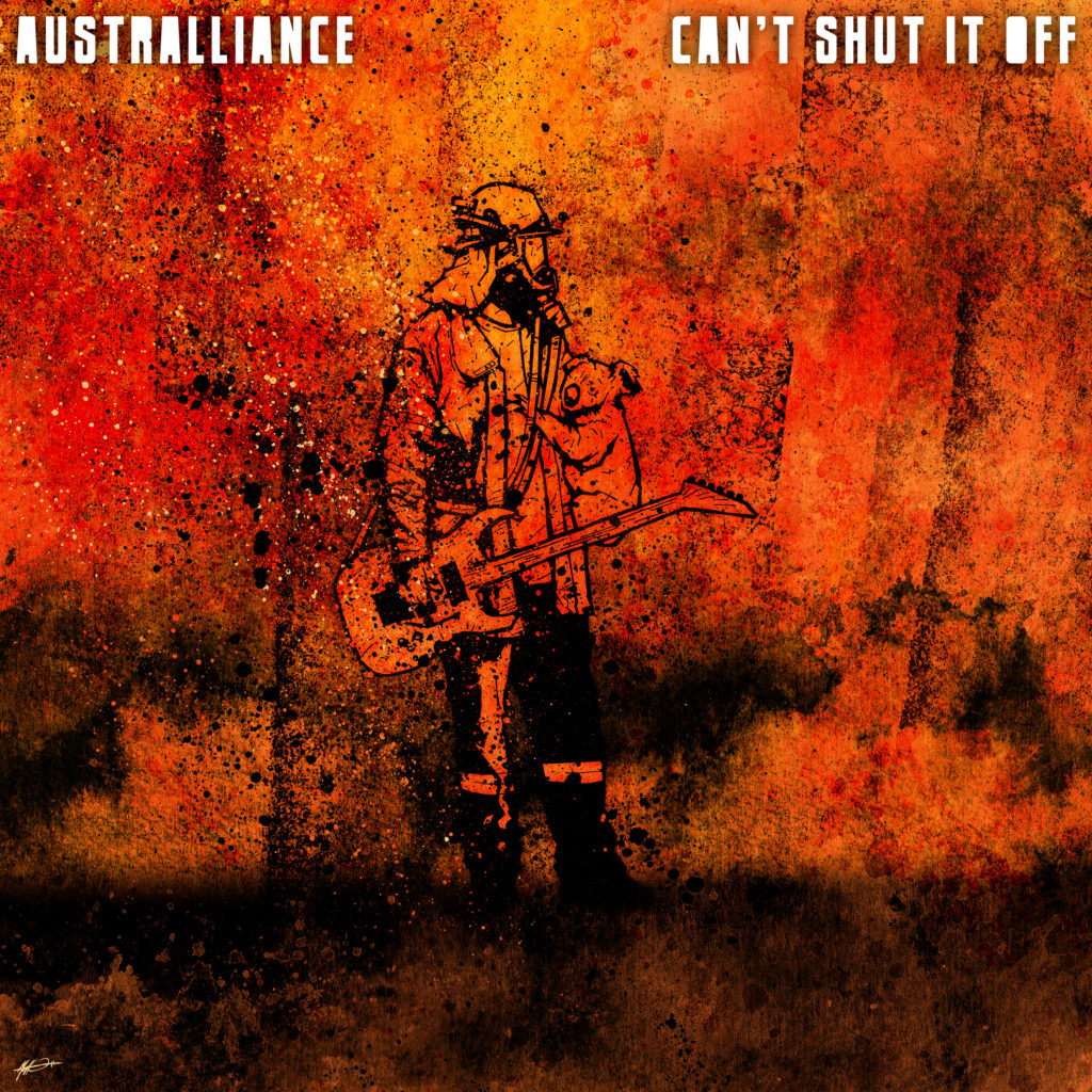 MatthewDunnFireHiResText 3000 KEVIN STORM RELEASES AUSTRALLIANCE CHARITY SINGLE & VIDEO WITH ASSISTANCE FROM MULTIPLE MUSICIANS & THE METAL COMMUNITY Dark Essence Records