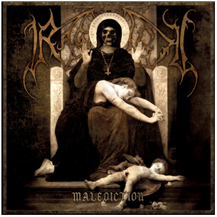 Ragnarok - Malediction CD