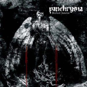 Panchrysia - Deathcult Salvation CD