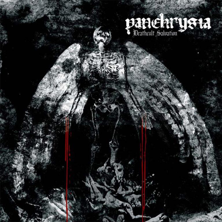 Panchrysia - Deathcult Salvation CD
