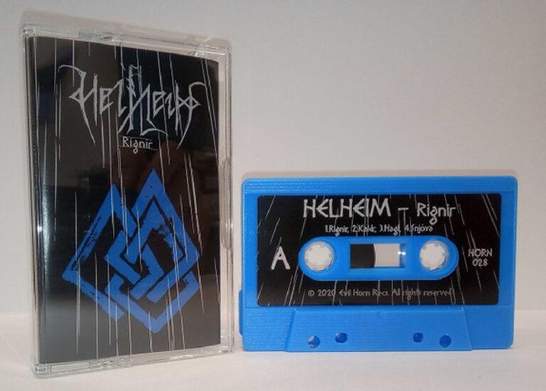 Helheim - Rignir cassette